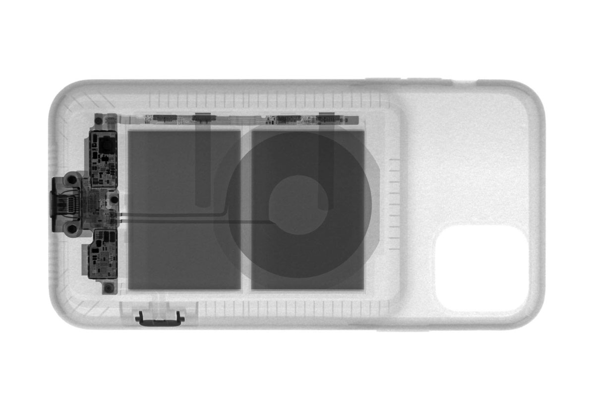 Apple iPhone 11 Pro Smart Custodia della batteria - Sabbia rosa