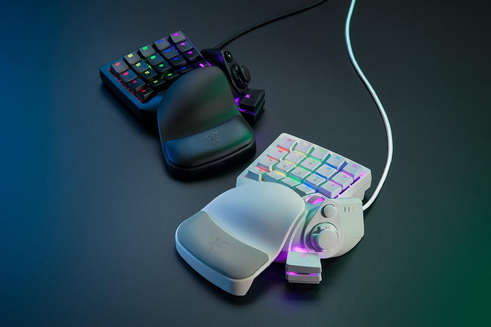 Recensione Razer Tartarus Pro, l'altra metà del mouse
