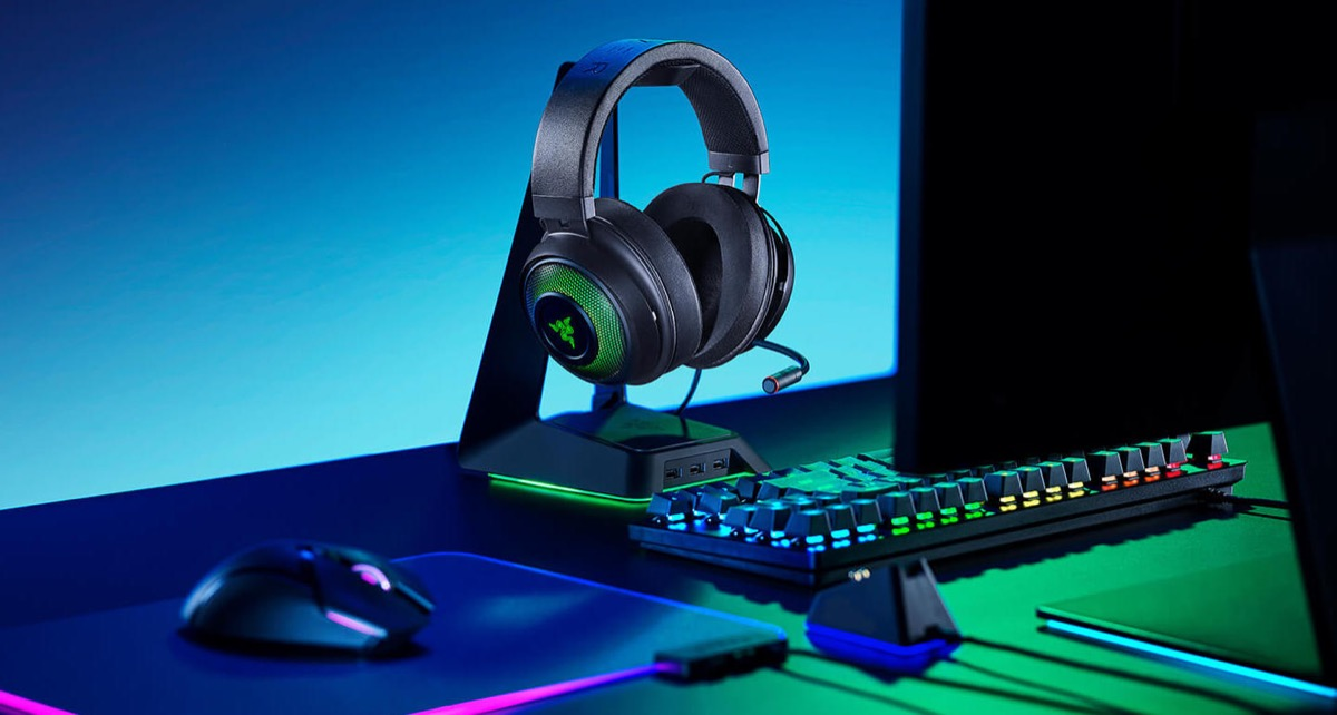Razer Kraken Ultimate, in arrivo le cuffie per gaming con driver da 50mm