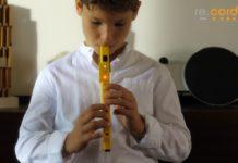 Artinoise re.corder, il flauto dolce diventa elettronico