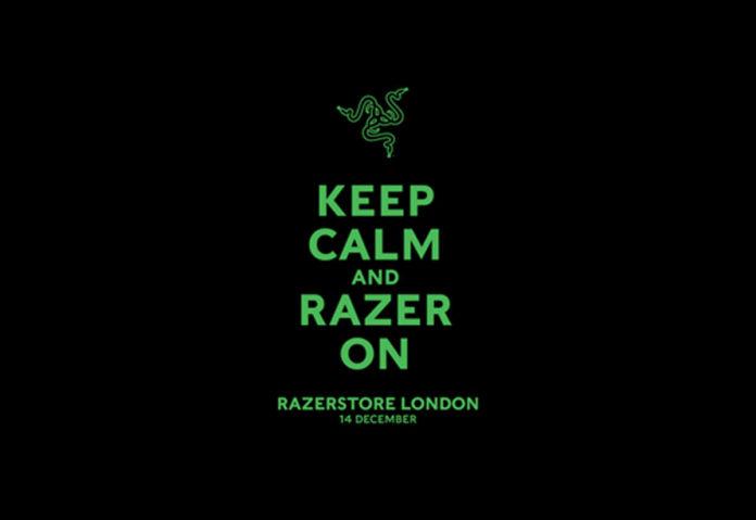 Apre a Londra il primo RazerStore europeo