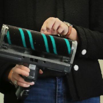 Samsung sfida Dyson con l'aspirapolvere wireless POWERstick Jet