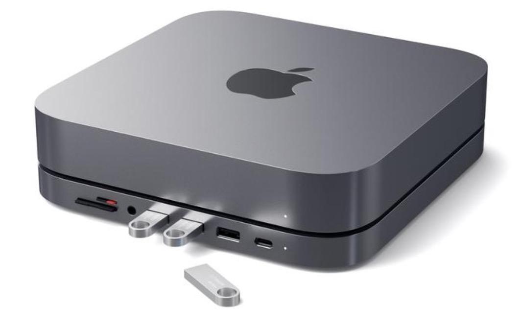 Satechi ha messo in vendita un hub USB-C perfetto per il Mac mini