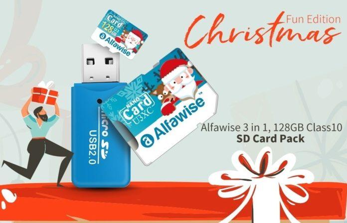 4K Pack: micro SD da 128 GB + adattatore SD + lettore SD via USB a soli 14 €