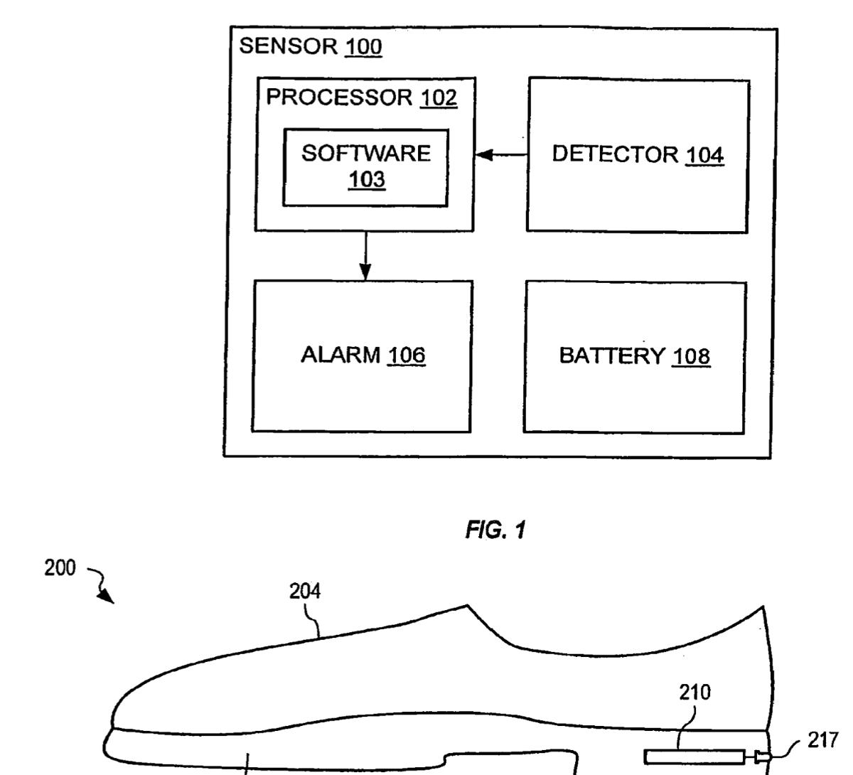Apple ha brevettato un sensore che dice quando è ora di cambiare le scarpe da running