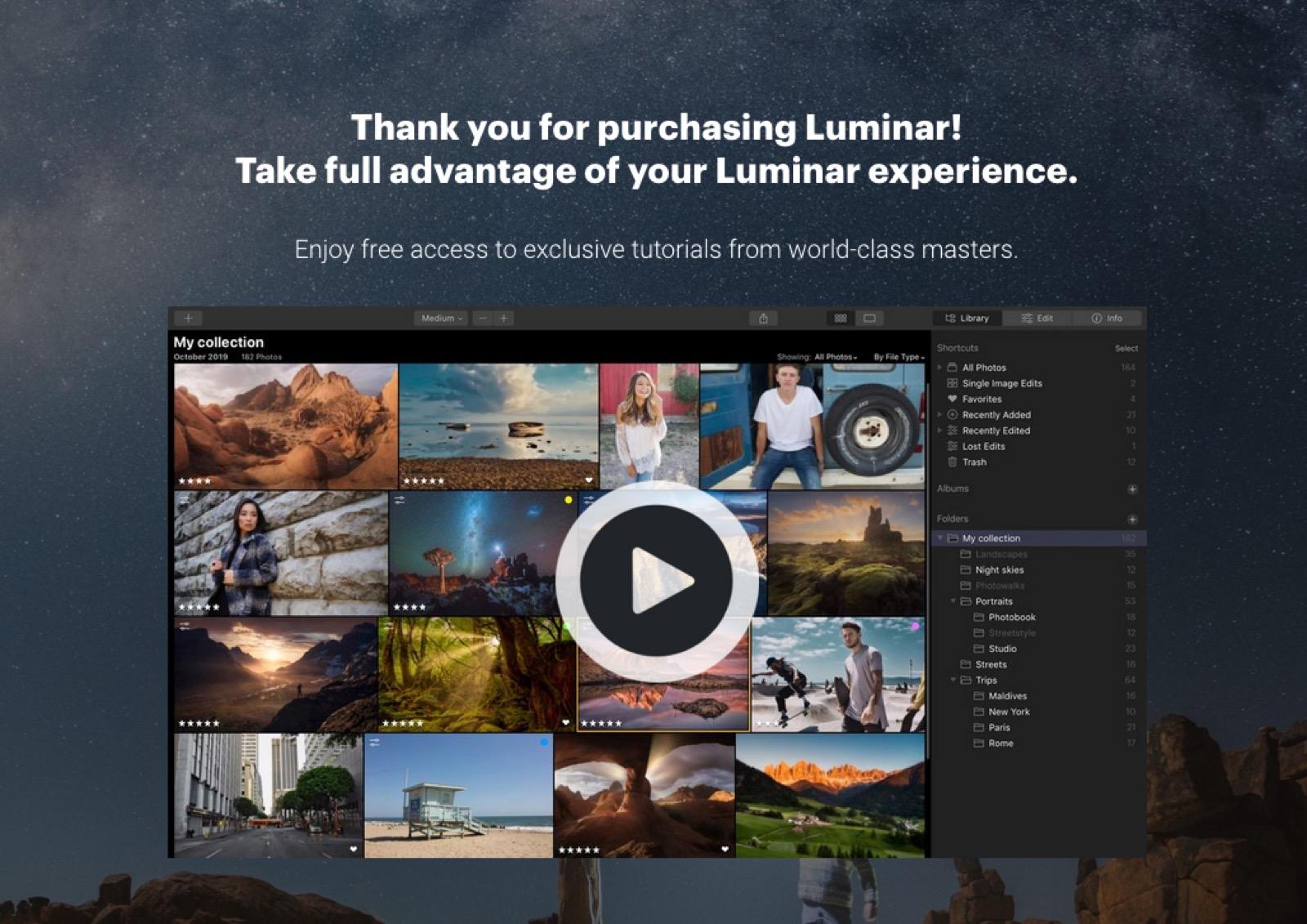 Skysoft Luminar 4: prime impressioni sulle magie del successore di Lightroom