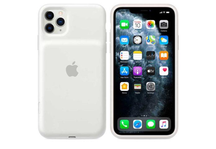 Disponiibli le Smart Battery Case per iPhone 11