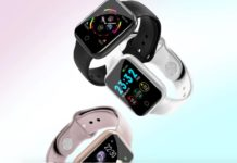 Smartwatch I5, solo 11 euro per il clone perfetto di Apple Watch
