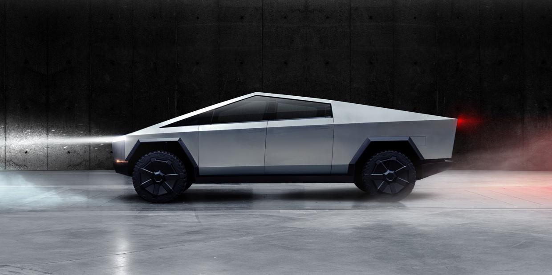 Tesla Cybertruck è un autoblindo ecologico veloce come una Ferrari