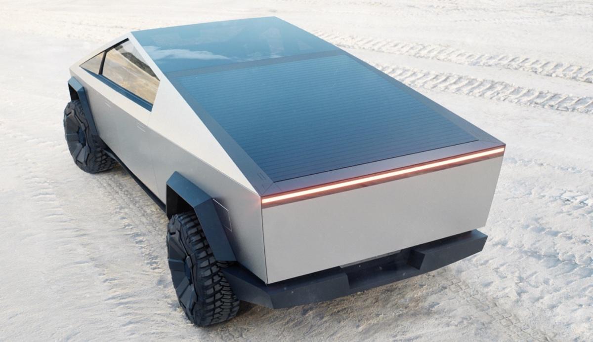 Elon Musk lancia a sorpresa il primo quad ATV elettrico di Tesla