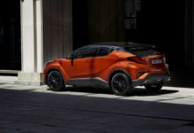 Primo restyling per Toyota C-HR