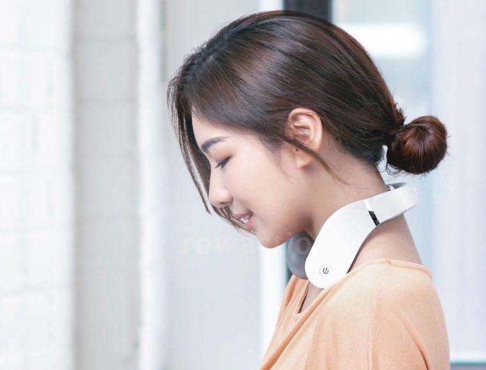 Cinque motivi per farsi massaggiare il collo da Xiaomi Jeeback G2
