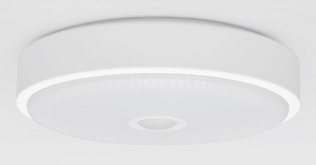 Cinque buoni motivi per comprare la plafoniera LED Xiaomi Yeelight