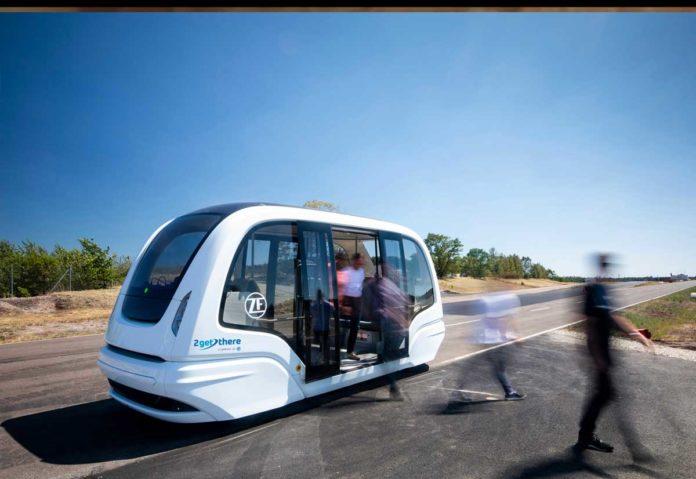 ZF è il primo fornitore automotive a far parte della Mobility as a Service (MaaS) Alliance