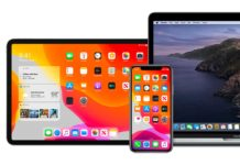 Quarta beta di iOS 13.3, iPadOS 13.3, tvOS 13.3 e watchOS 6.1.1