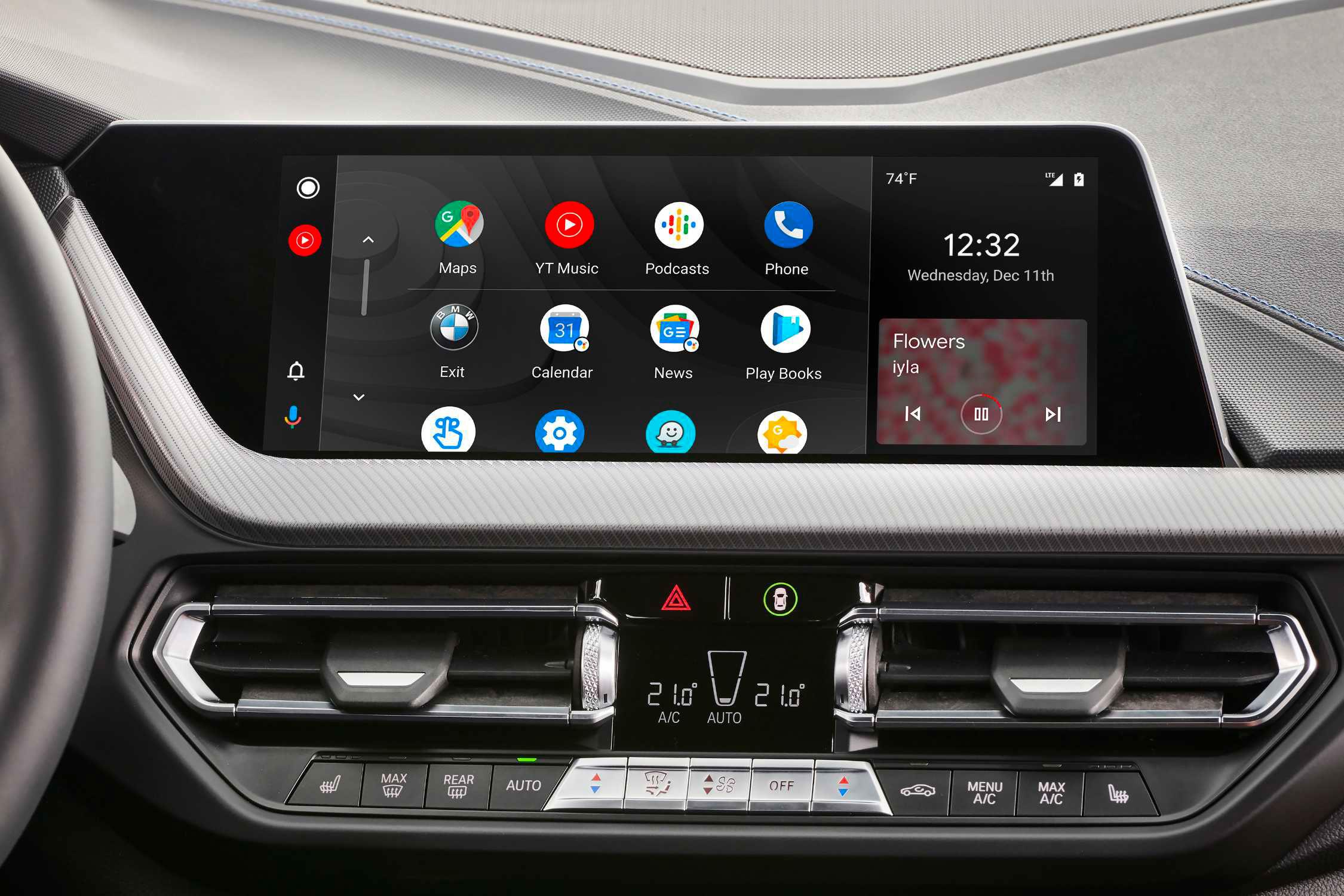 Dopo CarPlay di Apple anche Android Auto arriverà sulle BMW