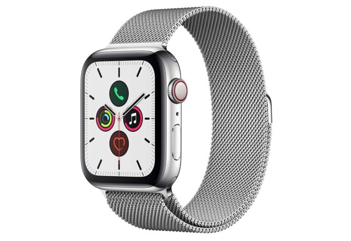Sconto Apple Watch 5 GPS+Cellular, risparmiate fino al 22%