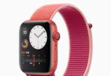 Apple Watch Serie 5 (PRODUCT)RED previsto in arrivo nel 2020