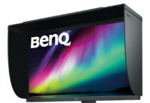 """BenQ SW321C PhotoVue, il monitor da 32"""" su misura di fotoritocco in 4K"""