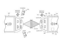 In un brevetto di Apple, un sistema per condividere dati puntando due iPhone l'uno contro l'altro