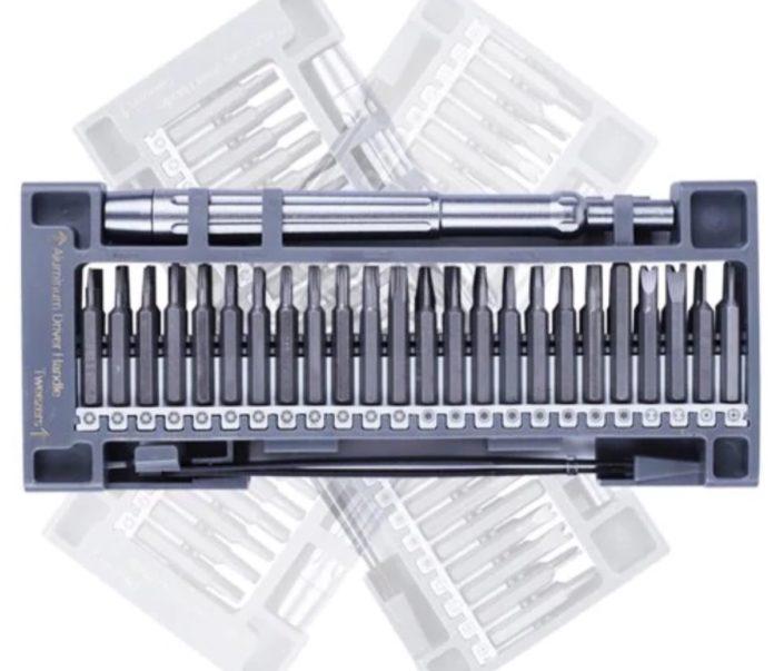 Riparazioni fai-da-te con il kit di cacciaviti 50-in-1: costa solo 13,66 euro