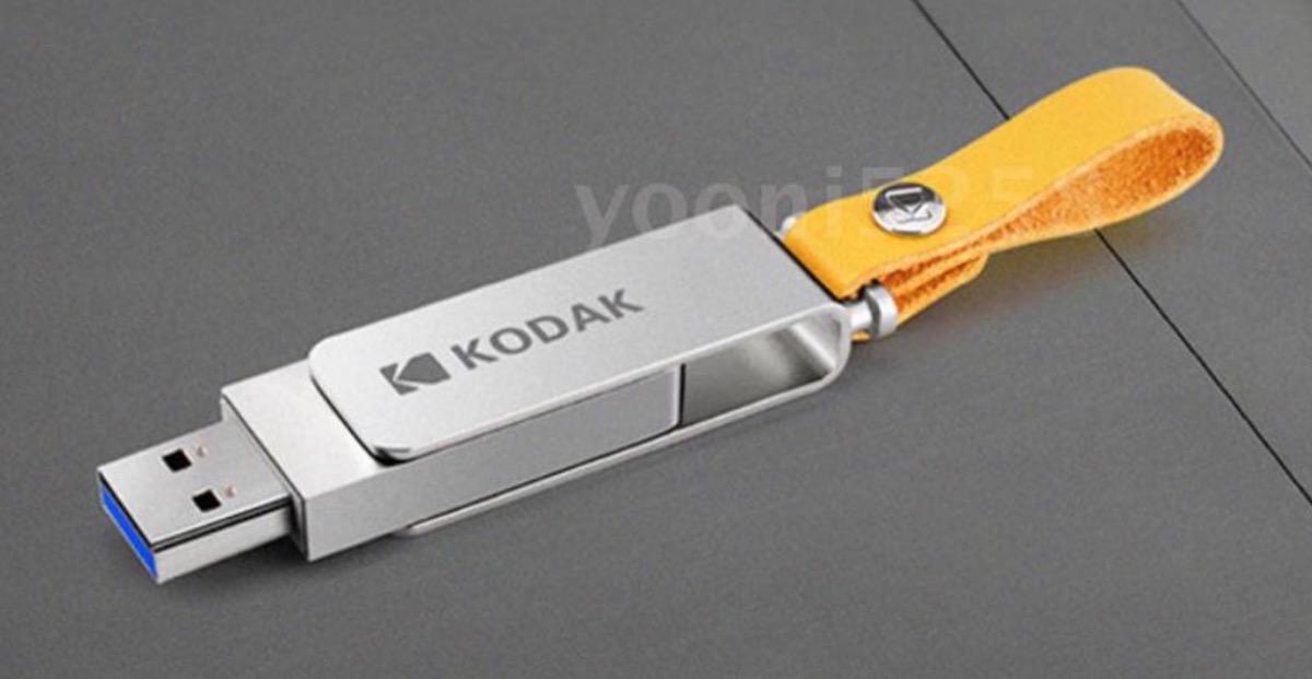 Chiavetta USB Kodak con corpo impermeabile in sconto a partire da soli 5,19 euro