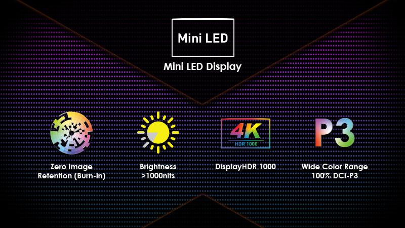 MSI Creator 17, al CES 2020 il primo laptop con display mini-LED
