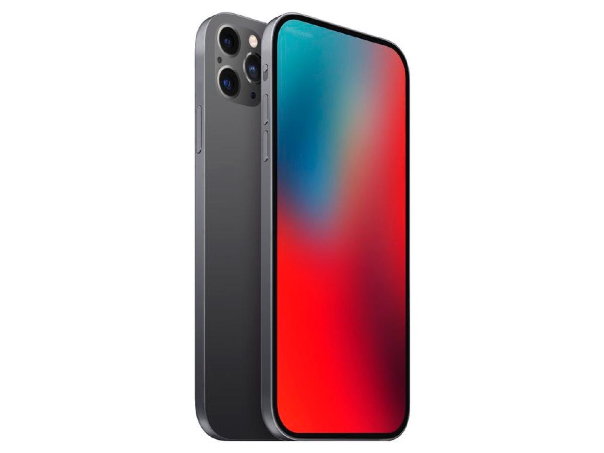 iPhone 2020 potrebbe essere così