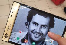 Escobar Fold 1 è l'Android pieghevole del fratello di Pablo Escobar