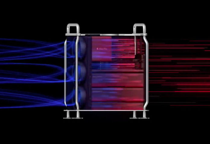 Apple spiega la termodinamica sfruttata per Mac Pro e Pro Display XDR