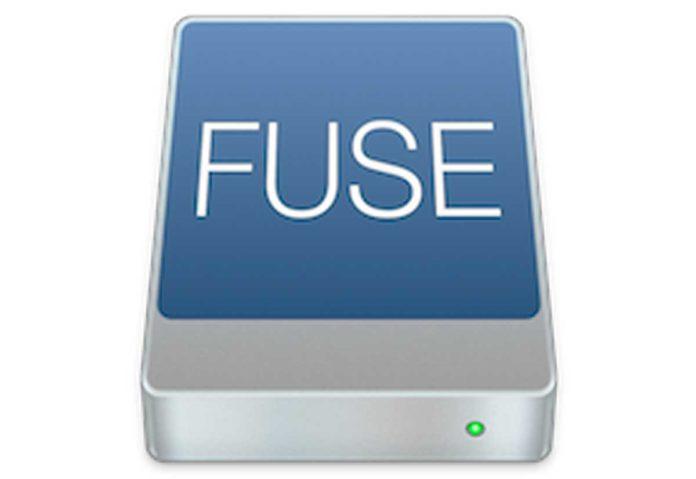 La libreria open source FUSE per macOS diventa closed source