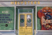 A New York il set per la serie per bambini di Apple TV + Helpsters