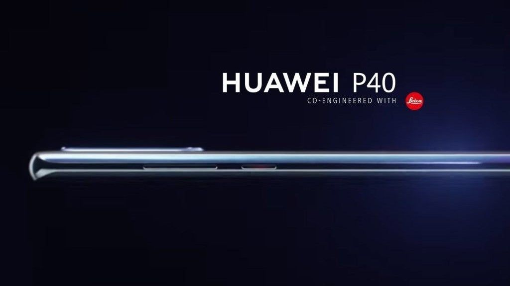 Huawei P40 Pro si mostra nel primo render