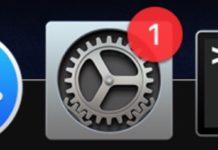 Come rimuovere il badge di notifica degli aggiornamenti di macOS