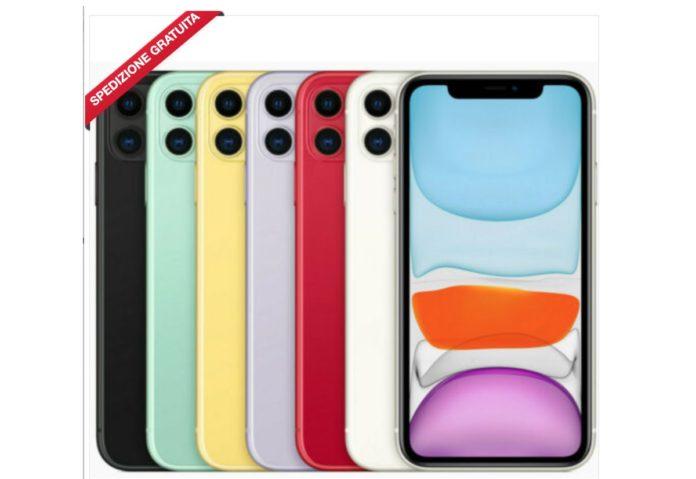 eBay: iPhone 11 scontato di quasi 150 euro grazie ad un codice che sta per scadere