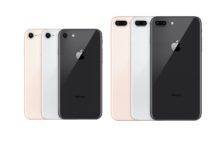 iPhone 8 a 479 €, iPhone 8 Plus 256 GB 686 €