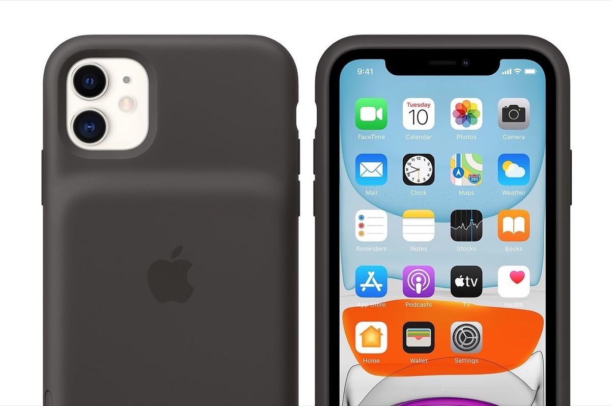 Aggiornate a iOS 13.2 per far funzionare lo Smart Battery Case di iPhone 11