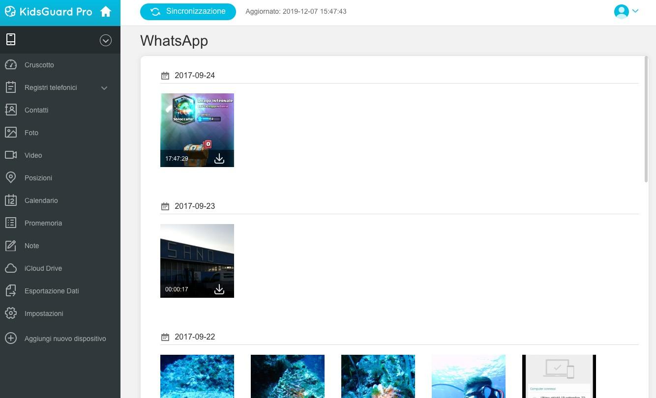 KidsGuard Pro for iOS, come spiare vostro figlio o il fidanzato con un solo click