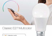 Lampadina Colore Osram Bluetooth compatibile Homekit e Android: in offerta a 19,99 Euro