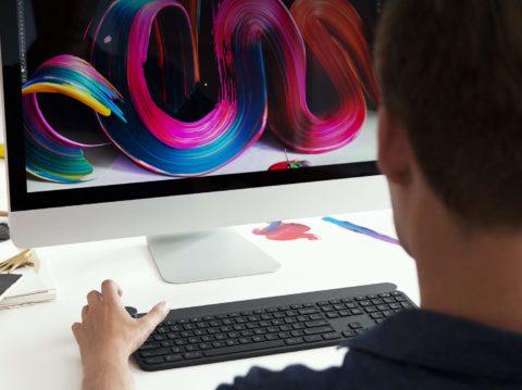 Logitech Craft, la tastiera per grafici, creativi e video makers a metà prezzo: 102€
