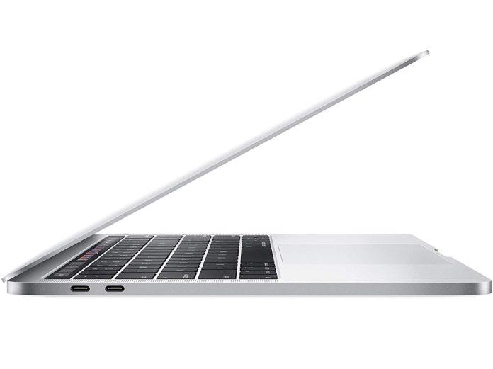 MacBook Pro 13″ 2,4 GHz con SSD da 512 GB: sconto di 350 €