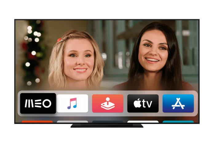Apple TV, accordo con la TV via cavo dell'operatore portoghese MEO