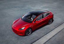 In Cina la Tesla Model 3 in consegna dal 30 dicembre