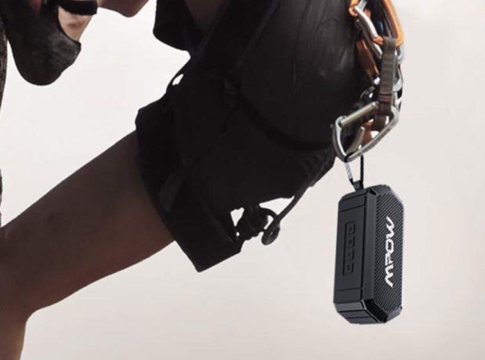 Mpow R3, altoparlante Bluetooth anti-tutto da 12W in offerta a metà prezzo