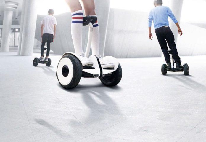 Sconto Cybermonday sul Segway Ninebot S, hoverboard evoluto