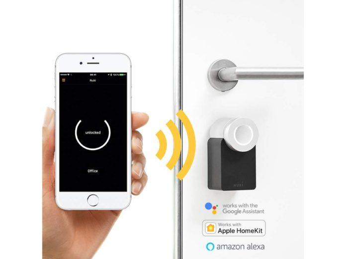 Solo oggi in sconto: Nuky serratura smart che si controlla da remoto, 224,90 €