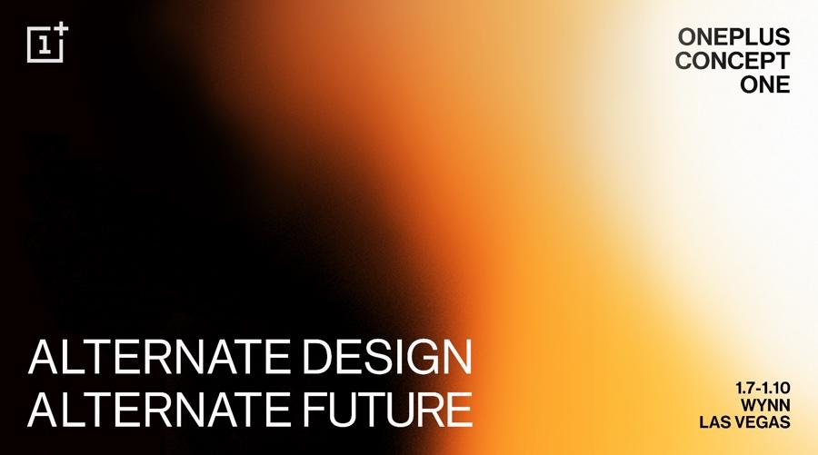 OnePlus Concept One sarà svelato al CES 2020