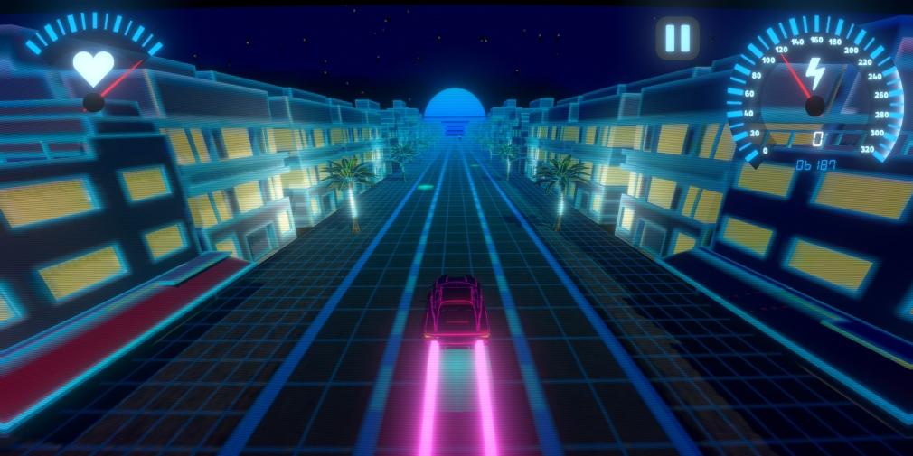 OverDrive, un gioco di corse a ritmo di musica per finire bene l'anno