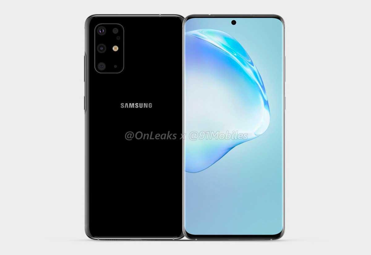 Il Samsung Galaxy S11 avrà una fotocamera da 108 megapixel con zoom 5x