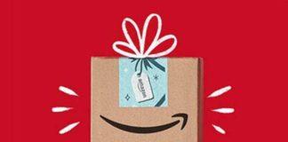 Amazon annuncia le ultime date per ordinare i regali di Natale 2019
